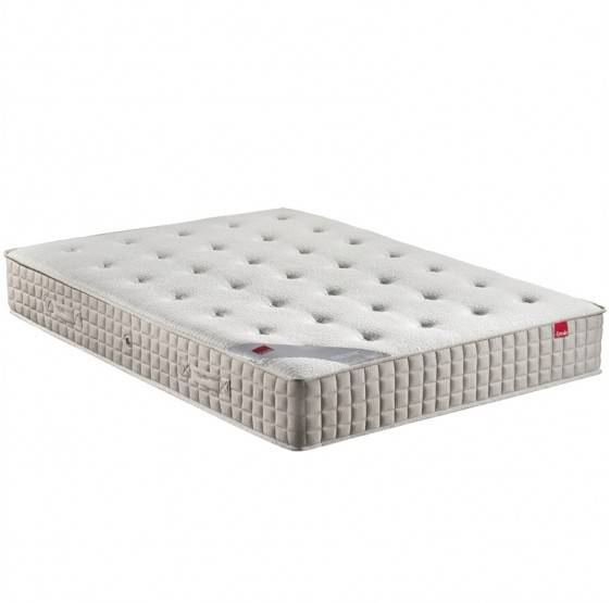 Epeda Matelas Epeda ORCHIDEE 90x190 Ressorts ensaches