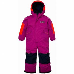 Helly Hansen Kids Snowfall 2 Insulated Suit Rose 122/7