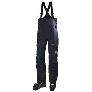 Helly Hansen Femme Kvitegga Bib Shell Pantalon De Ski Bleu Marine L