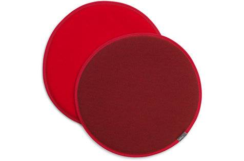Vitra Coussin d'assise Seat Dots Update - rouge/noix de coco - poppy red
