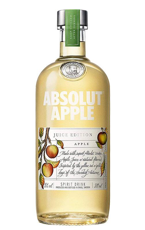 Absolut Juice Apple