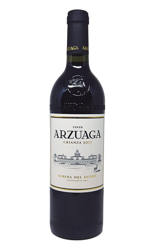 Arzuaga Navarro Arzuaga Crianza 2017 Magnum