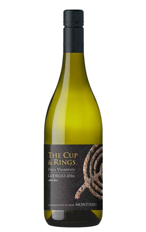 El Escocés Volante The Cup & Rings Godello 2016