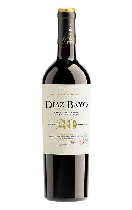 Nuestro de Díaz Bayo Díaz Bayo Reserva 2015