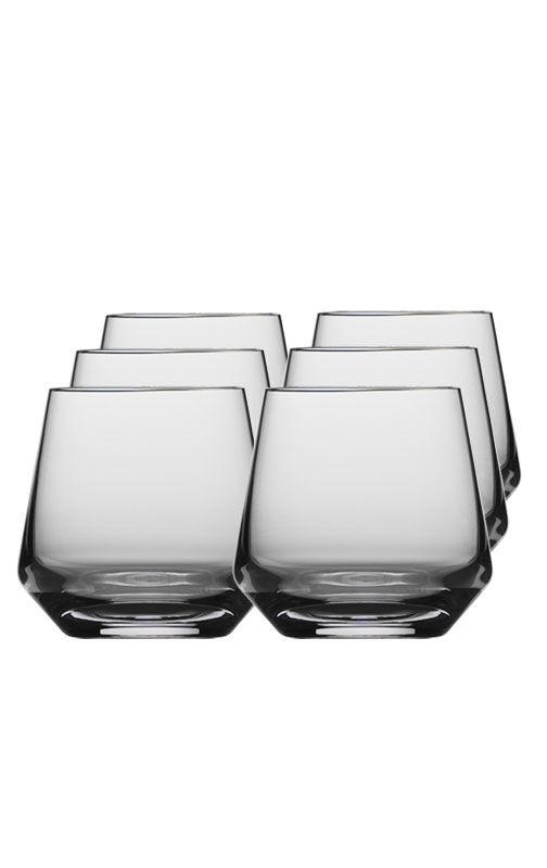 Schott Zwiesel, Pure Verres à Whisky (Set de 6 verres)