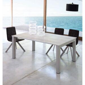 TABLE EN DEKTON CHAMON HT 77 CM - Publicité