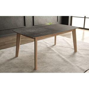 TABLE EN DEKTON EXTENSIBLE CURVE - Publicité