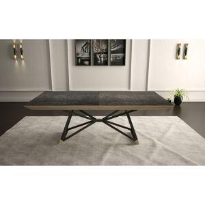 TABLE EN DEKTON EXTENSIBLE ALICE - Publicité
