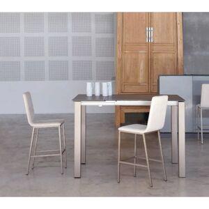 TABLE SNACK EN DEKTON CHAMON HT 90 CM - Publicité