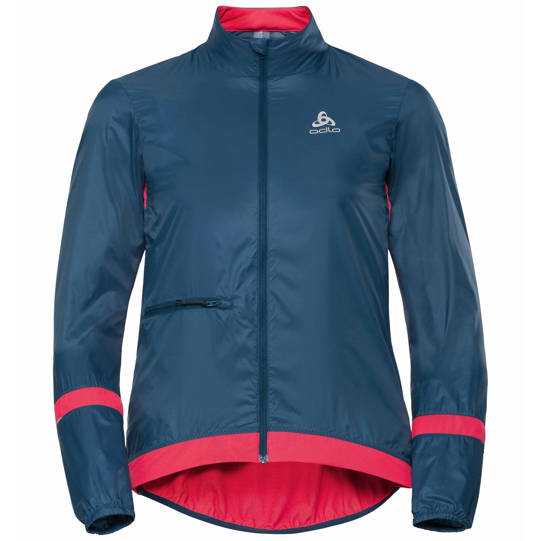 Odlo Veste Cycle ZEROWEIGHT pour femme poseidon - diva pink taille: XL