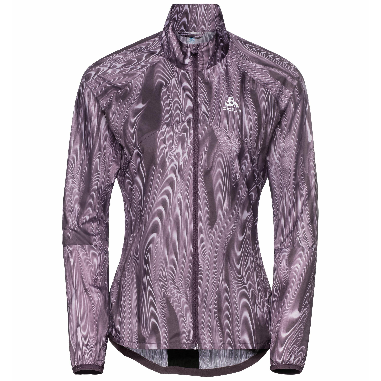 Odlo Veste OMNIUS LIGHT vintage violet - AOP FW18 taille: XS