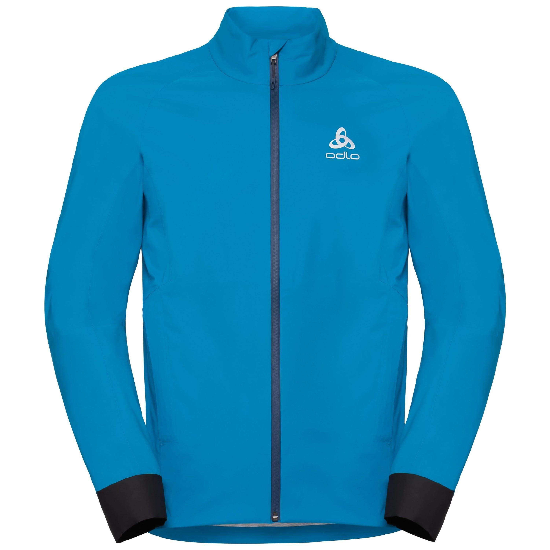 Odlo Veste Cycle MORZINE RAIN LIGHT pour homme blue jewel taille: XL