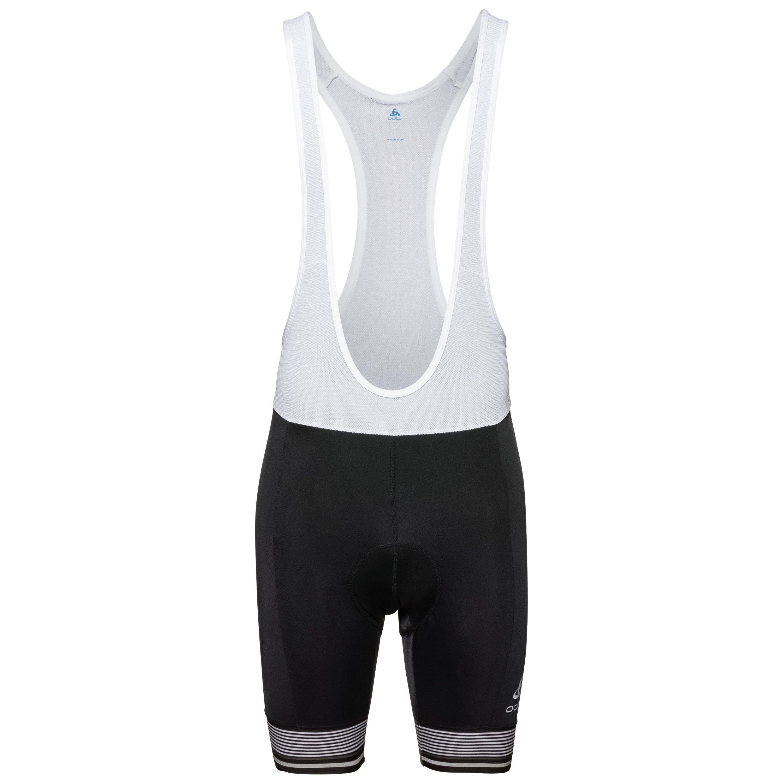 Odlo Collant Cycle court à bretelles ZEROWEIGHT pour homme