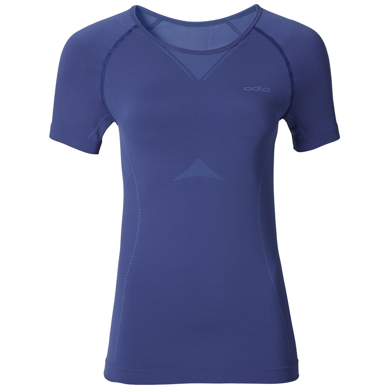Odlo T-shirt baselayer EVOLUTION LIGHT femme spectrum blue - baja blue taille: XS