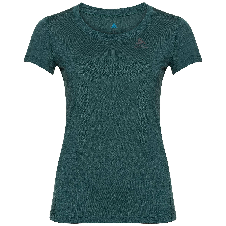 Odlo T-shirt technique NATURAL + LIGHT pour femme atlantic deep melange taille: L