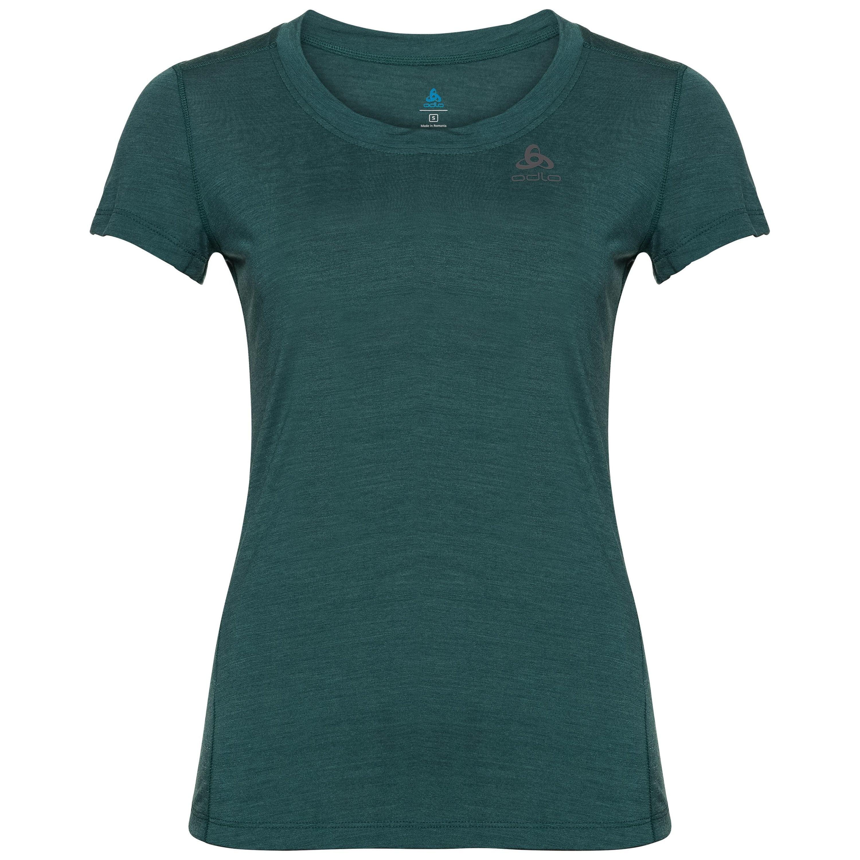 Odlo T-shirt technique NATURAL + LIGHT pour femme atlantic deep melange taille: XL