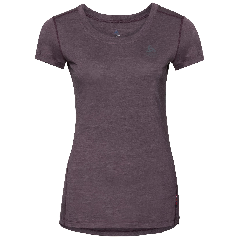 Odlo T-shirt technique NATURAL + LIGHT pour femme plum perfect - quail taille: L