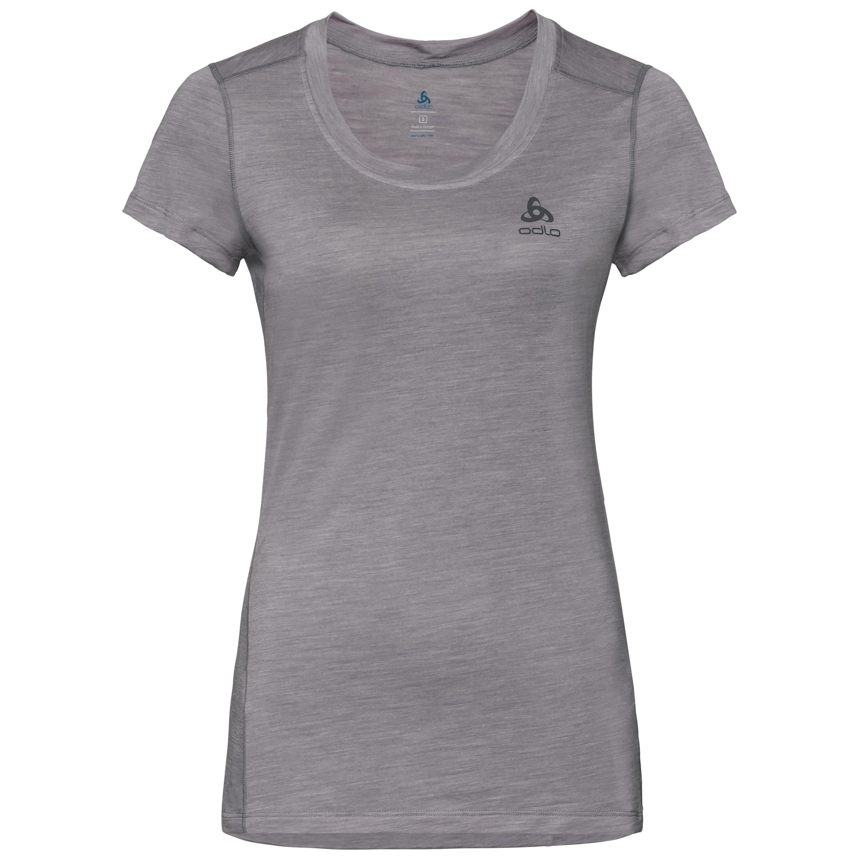 Odlo T-shirt technique NATURAL + LIGHT pour femme grey melange taille: XS