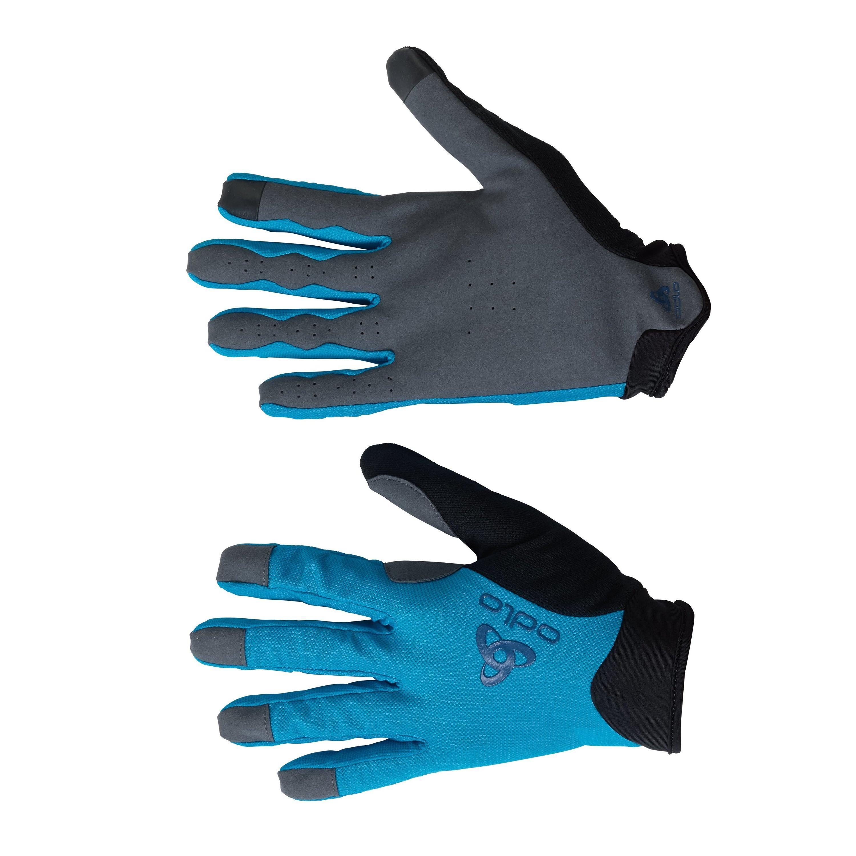 Odlo Gants ACTIVE OFFROAD FF blue jewel taille: XXS