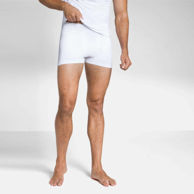 Odlo Boxer de sport PERFORMANCE LIGHT pour homme white taille: S