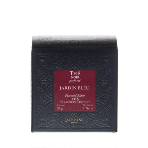 Dammann Frères Thé noir aromatisé Jardin bleu - DAMMANN FRERES : 25 sachets