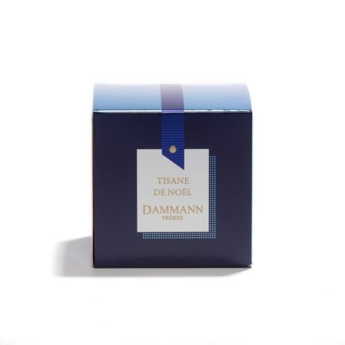 Dammann Frères Tisane de Noël - DAMMANN FRERES : 25 sachets