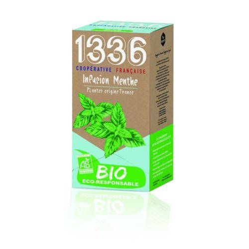 1336 & SCOPTI Infusion Menthe BIO   1336