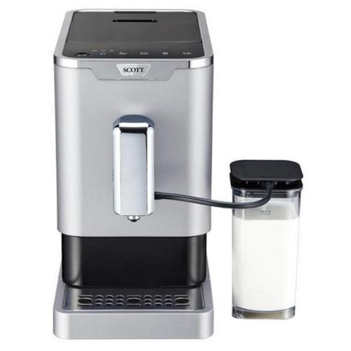 Machine à café Slimissimo Intense Milk Silver - Garantie 2 ans   SCOTT