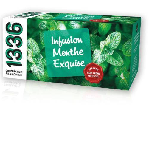 1336 & SCOPTI Infusion Menthe Exquise   1336