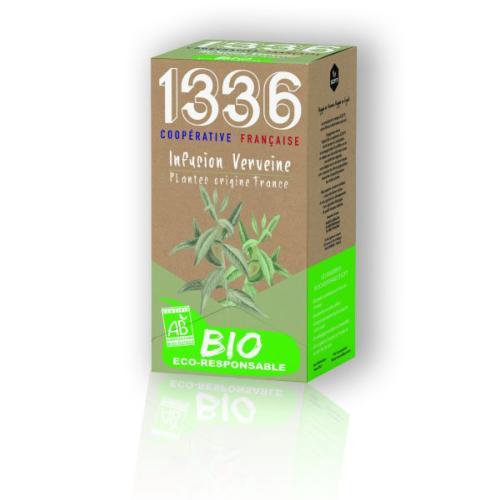 1336 & SCOPTI Infusion Verveine BIO   1336