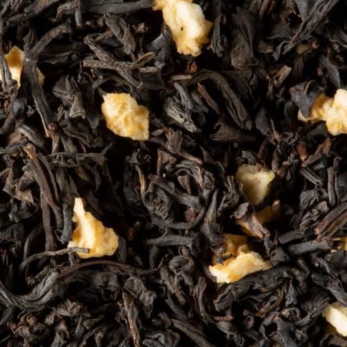 Graindecafe.com Thé noir aromatisé Tourbillon - DAMMANN - Sachet de 100 Gr