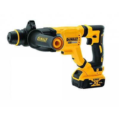 DeWalt Marteau perforateur SDS Plus - 18V XR - 5Ah Li-Ion Dewalt