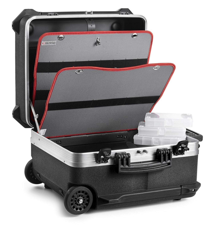 Facom Valise container électro-mécanique à roulettes Facom