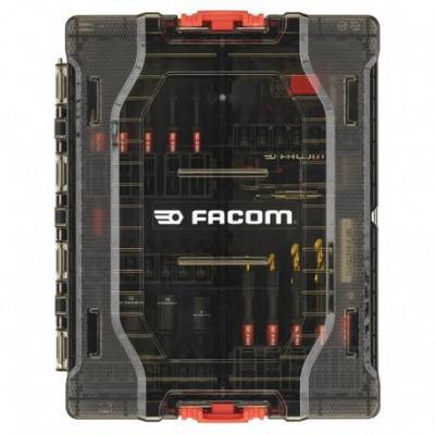 Facom Coffret embouts impacts et accessoires 1/4