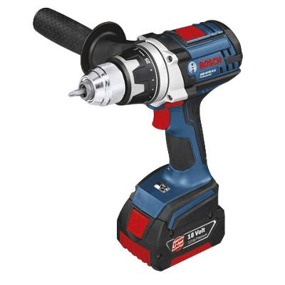 Bosch Perceuse-visseuse GSR18VE-2-LI 4Ah - En coffret Bosch Professional