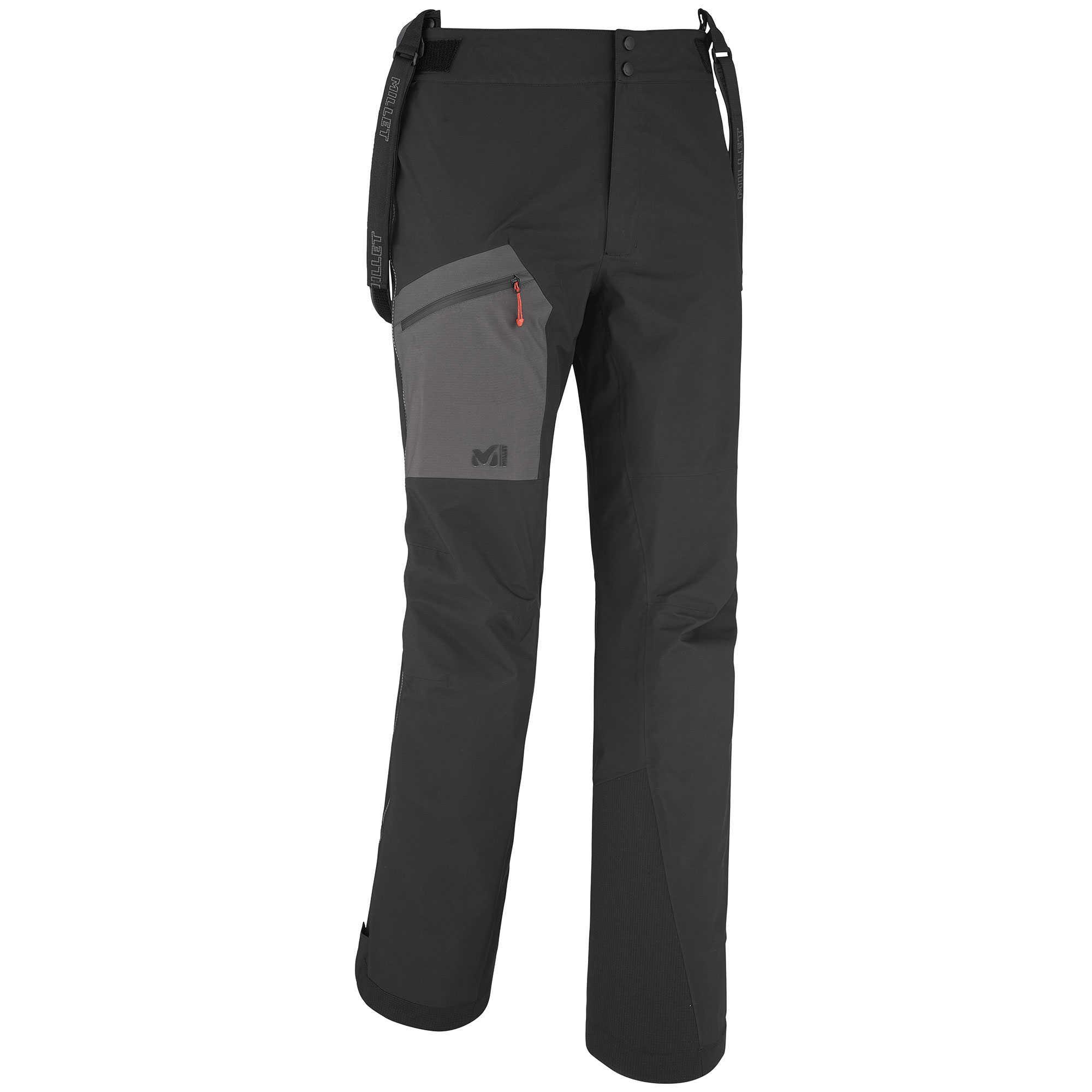 MILLET Pantalon d'Alpinisme Elevation GTX Pant - Noir