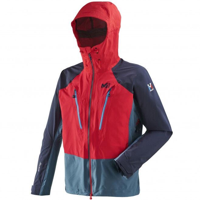 MILLET Veste d'alpinisme Trilogy V Icon Dual Jacket - Indian Rouge