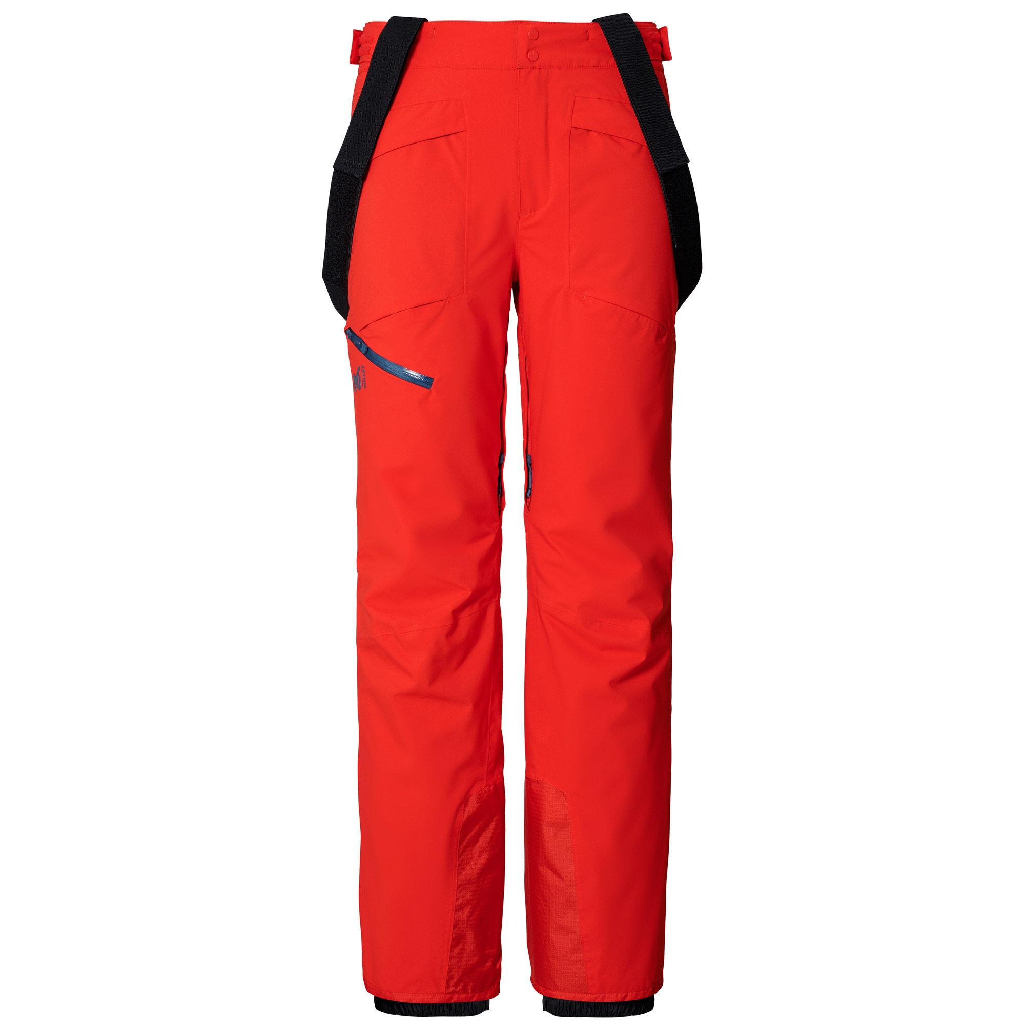 MILLET Pantalon de Ski Hayes Stretch Pants - Fire