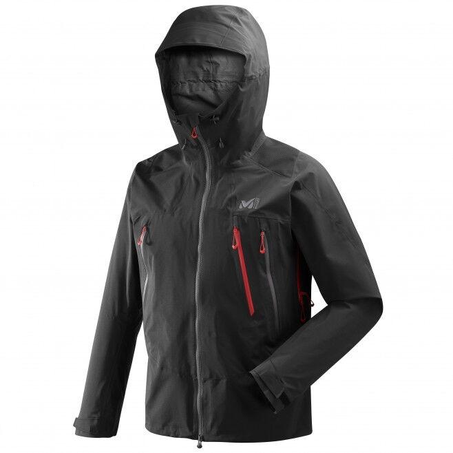 MILLET Veste d'alpinisme K GTX Pro Jacket - Noir