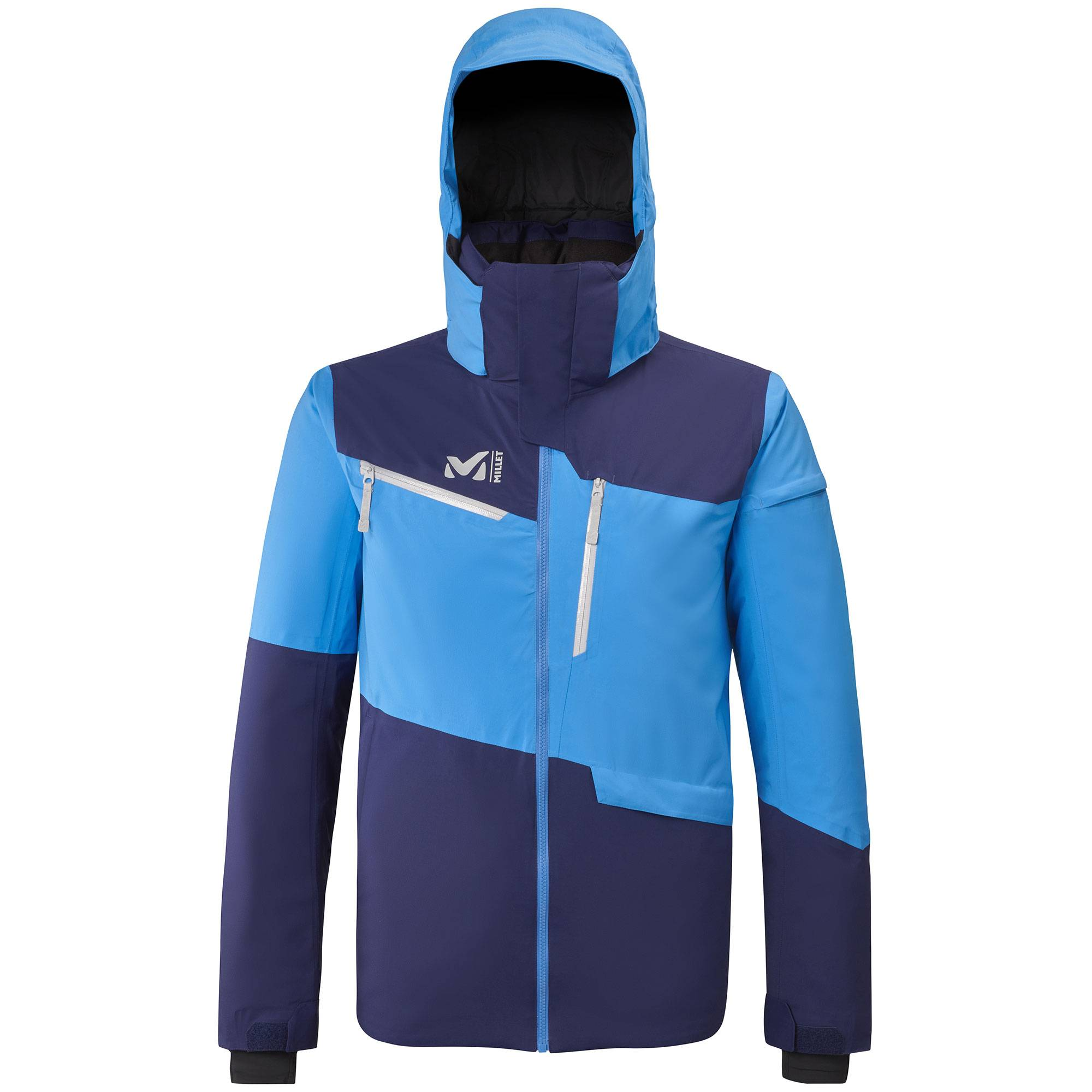 MILLET Veste de Ski Anton GTX Stretch Jacket - Electric Blue Blue Depths