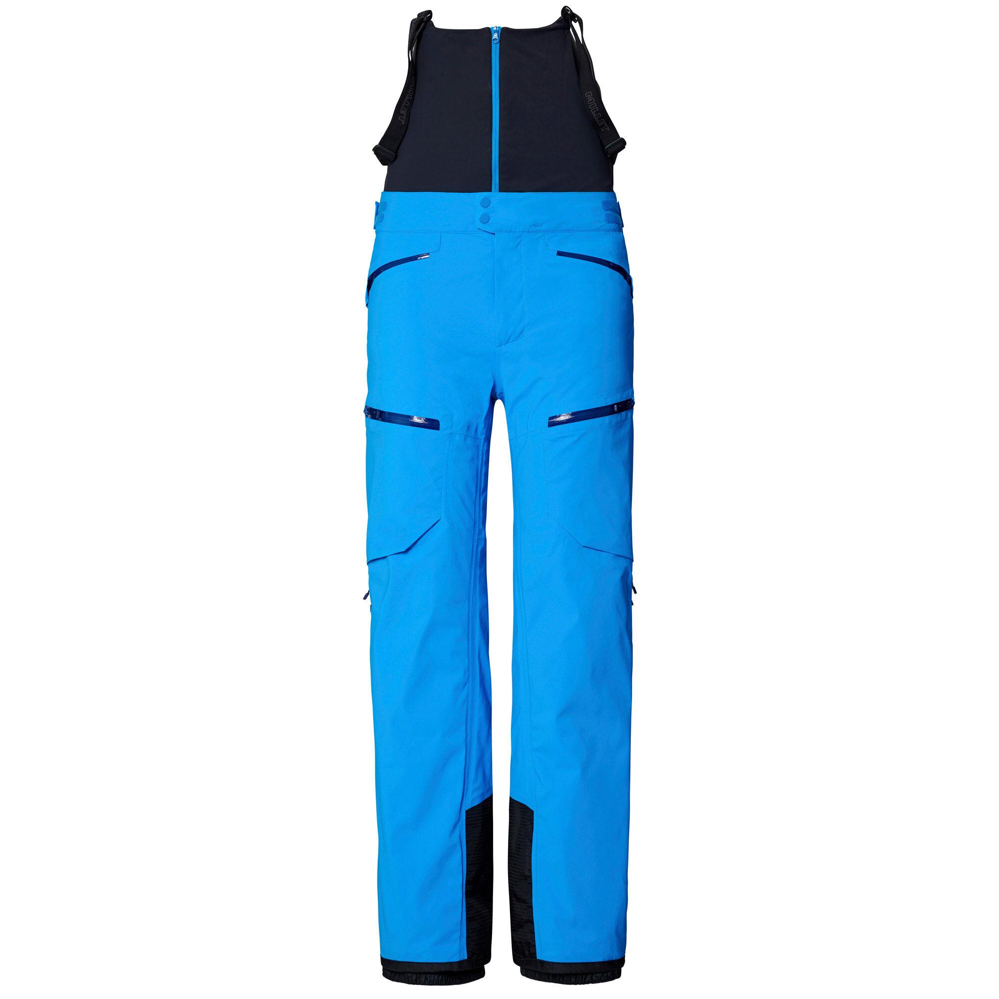 MILLET Pantalon de Ski Anton GTX Stretch Pant - Electric Blue