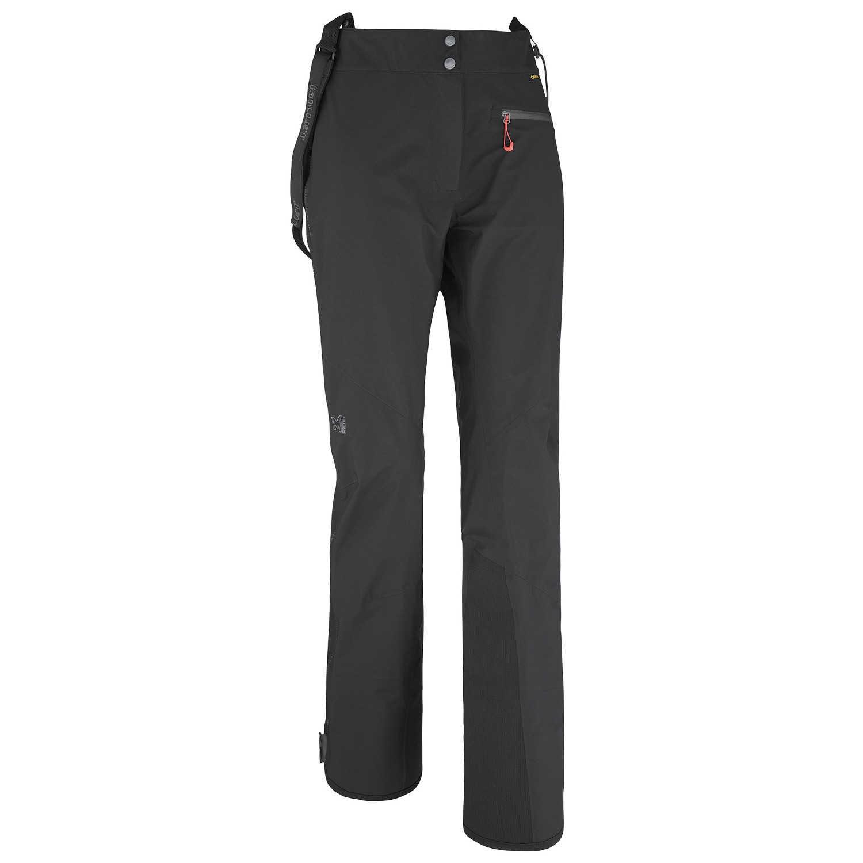 MILLET Pantalon d'Alpinisme Femme LD Kamet 2 GTX Pant - Noir