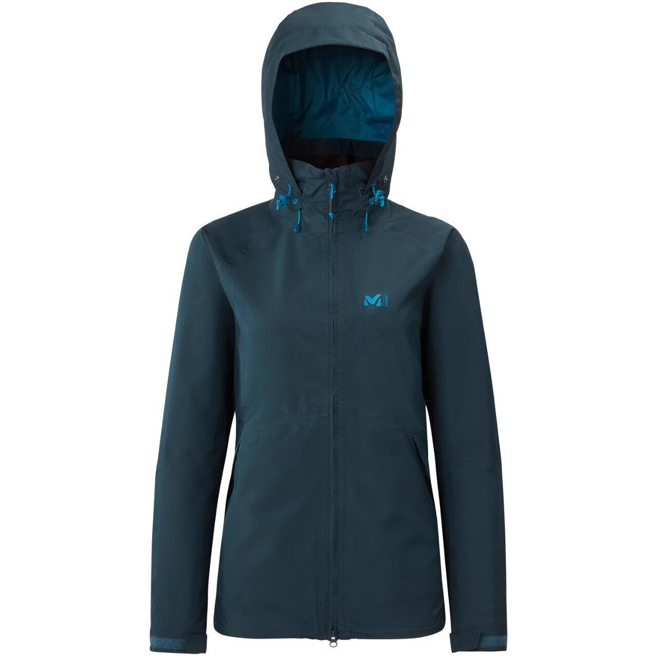 MILLET Veste de Randonnée Grand Montets Jacket Women - Orion Blue