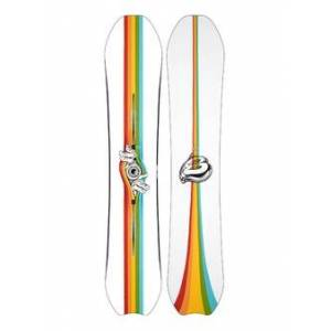 BURTON Planche de snowboard Deep Thinker -154 2nd choix - Publicité