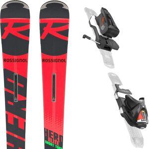ROSSIGNOL Pack Skis Test/Occasion Hero Elite ST TI + Fixations NX 12 K Dual - Publicité