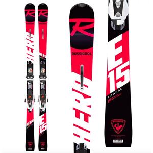 ROSSIGNOL Pack skis Hero Elite MT Ti 2020 + Fixations NX12 Gw