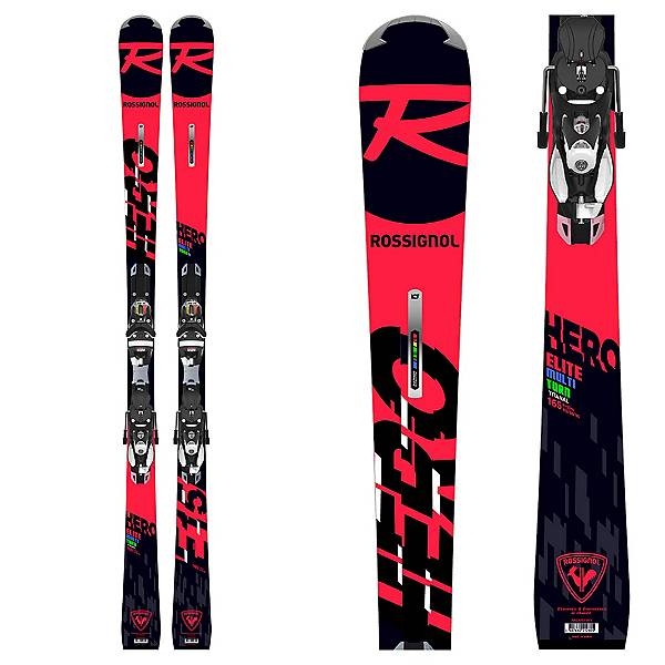 ROSSIGNOL Pack skis Hero Elite MT Ti 2021 + Fixations NX12 Gw
