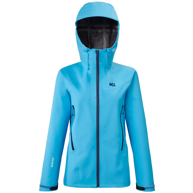 MILLET Veste de Randonnée Kamet Light GTX Jacket - Light Blue