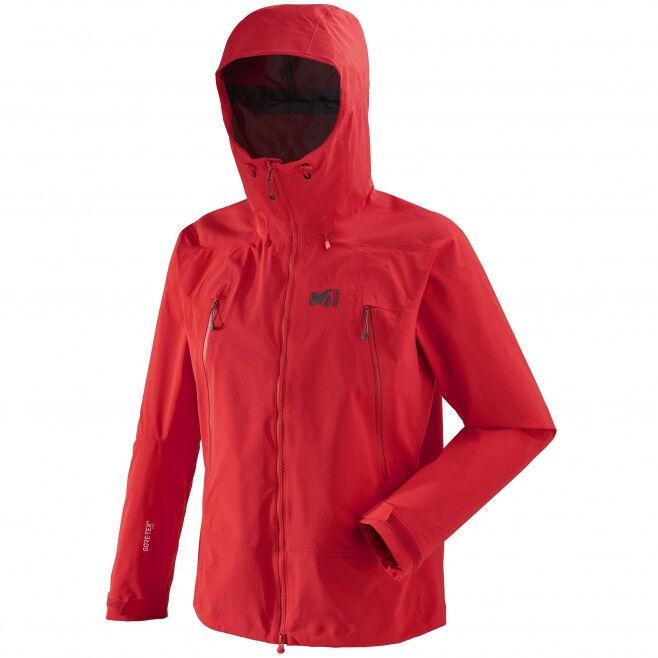 MILLET Veste D'alpinisme K Absolute GTX Jacket - Red