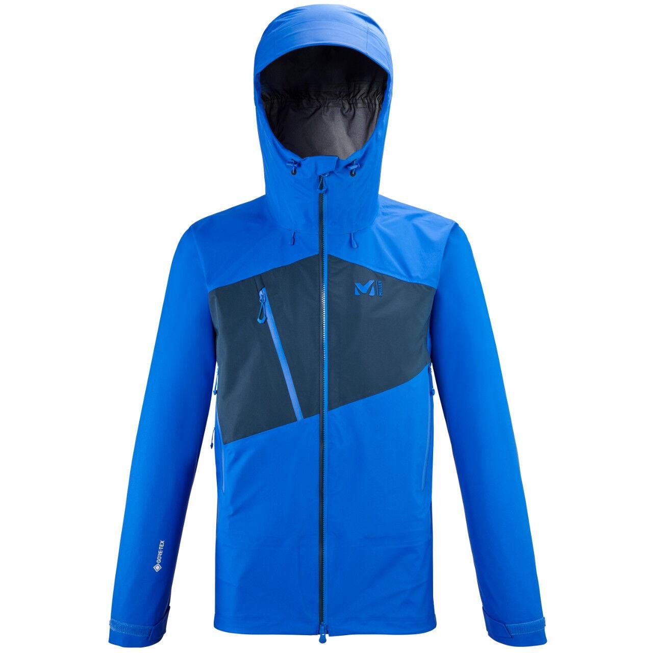 MILLET Veste de Randonnée Elevation S GTX Jacket - Abyss Orion Blue